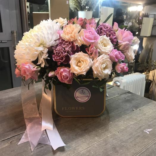1^нежность💕: букеты цветов на заказ Flowwow