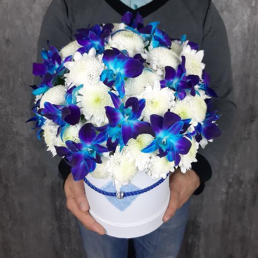 Неоновая страсть: букеты цветов на заказ Flowwow
