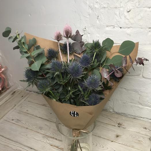 Букет для самых самых: букеты цветов на заказ Flowwow