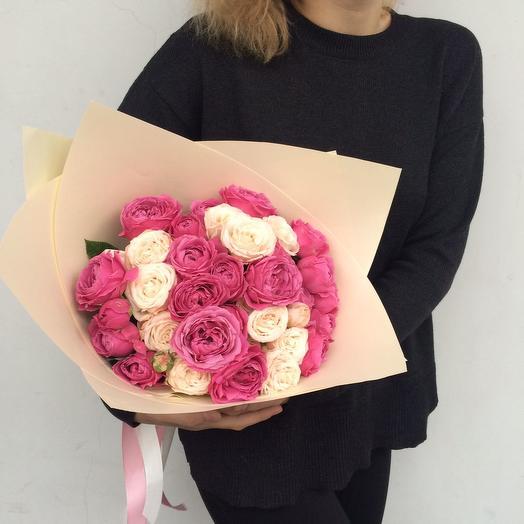 Букет 85: букеты цветов на заказ Flowwow