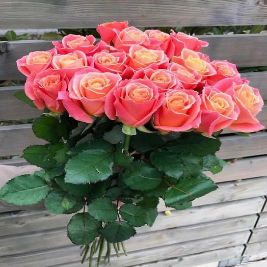 «Miss Piggy»: букеты цветов на заказ Flowwow