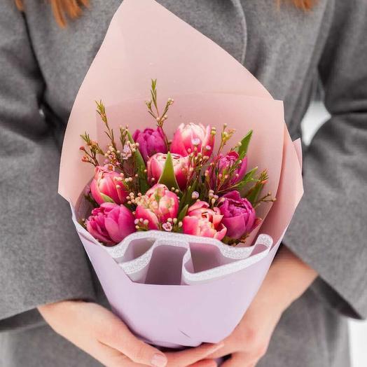 Сахалин: букеты цветов на заказ Flowwow