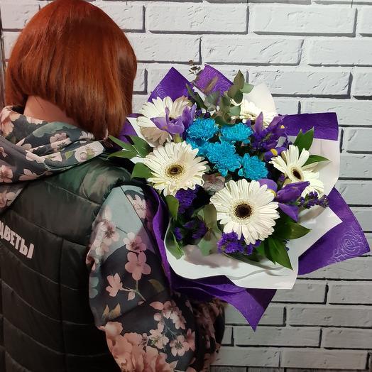 Лавандовая ночь: букеты цветов на заказ Flowwow