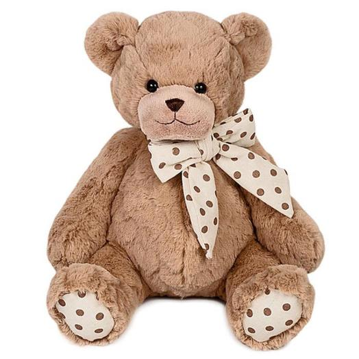 Мягкая игрушка «Медведь Тони», 90 см, цвет белый