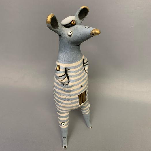 Мышонок-морячок