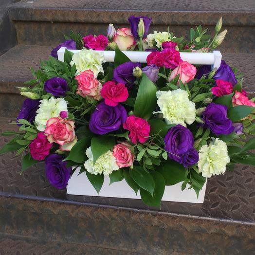 Букет Карнавал цветов