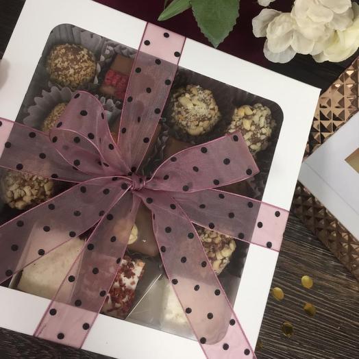 Коробка конфет «Наслаждение»