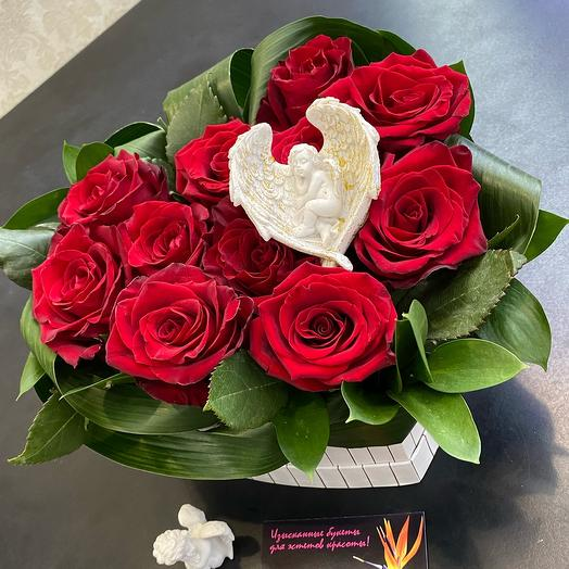 Сердце Валентинка
