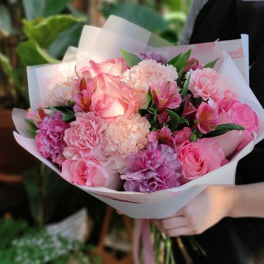 Жизнь в розовом цвете