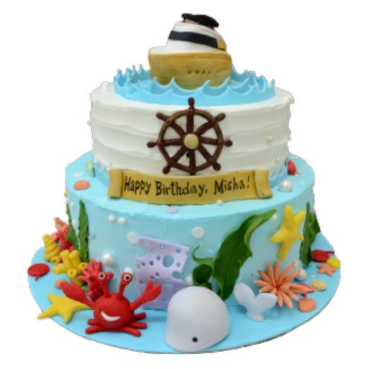 Торт на День Рождения Мальчику арт.D5901