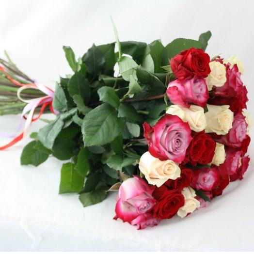 Пускай все сбудется: букеты цветов на заказ Flowwow