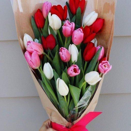29: букеты цветов на заказ Flowwow