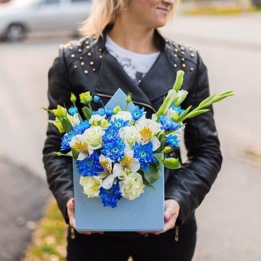 Цветочное письмо: букеты цветов на заказ Flowwow