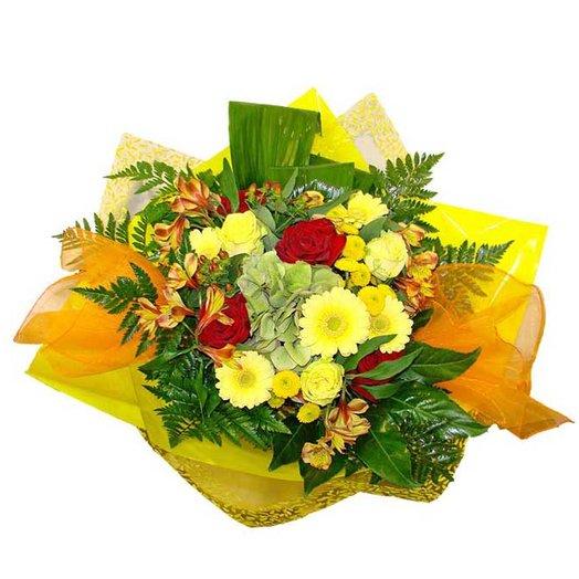 Букет «Эдем»: букеты цветов на заказ Flowwow