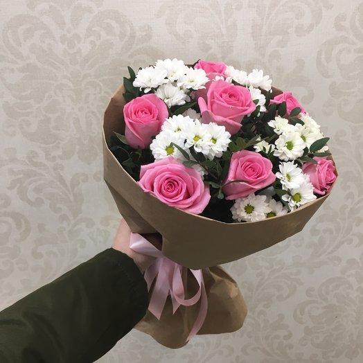 """Букет """"Романс"""": букеты цветов на заказ Flowwow"""