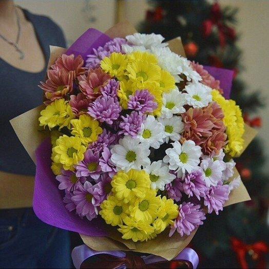 Сборный букет  75: букеты цветов на заказ Flowwow