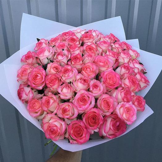 51 розовое облако: букеты цветов на заказ Flowwow