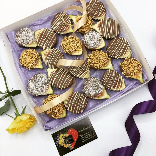 Инжир в шоколаде : букеты цветов на заказ Flowwow