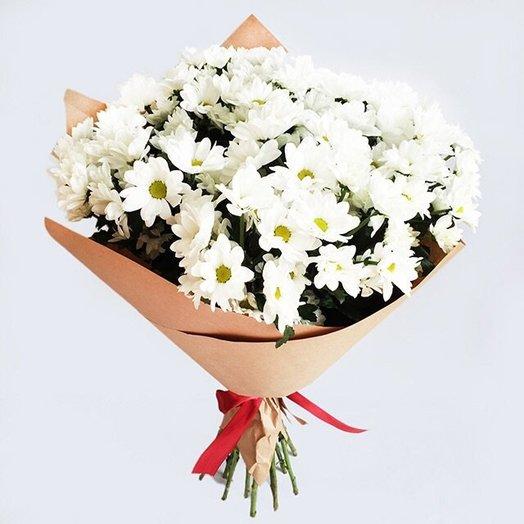 9 кустовых хризантем для мамы: букеты цветов на заказ Flowwow