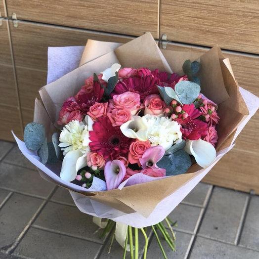 """Букет цветов """"Для любимой"""""""