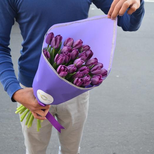 Фиолетовое чудо