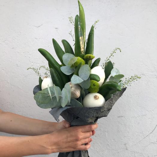 Перцовый букет: букеты цветов на заказ Flowwow