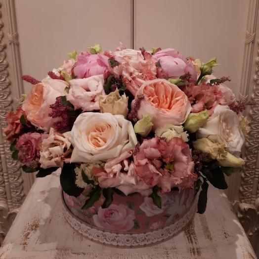Пудинг: букеты цветов на заказ Flowwow