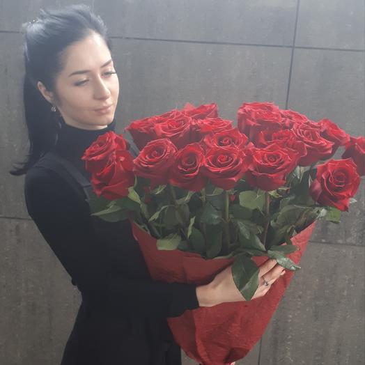 Триумф: букеты цветов на заказ Flowwow