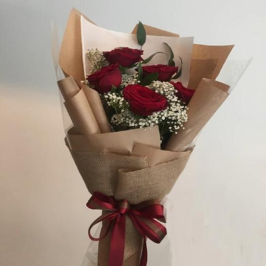 Волшебный момент: букеты цветов на заказ Flowwow