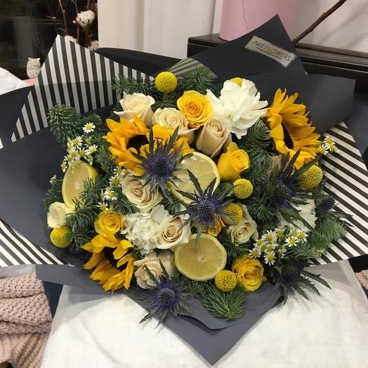 Витаминный: букеты цветов на заказ Flowwow