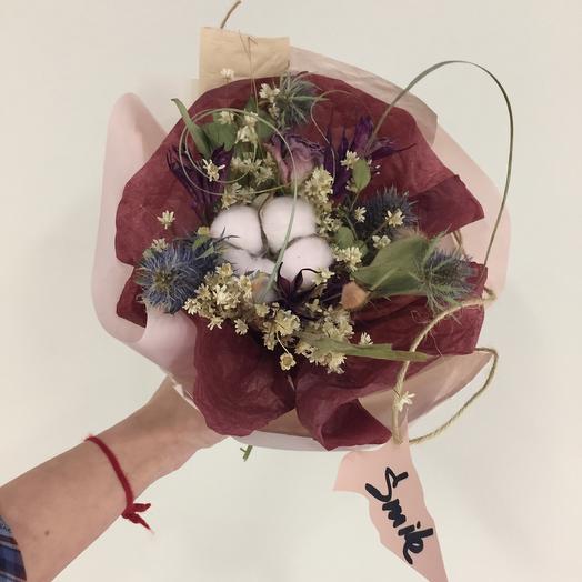 Интерьерный букет: букеты цветов на заказ Flowwow