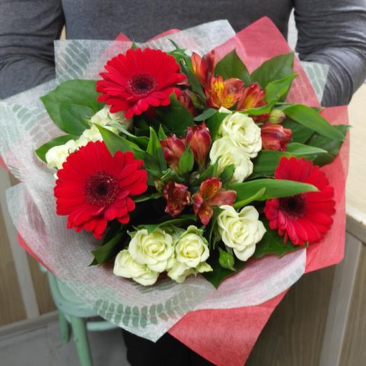 Вива: букеты цветов на заказ Flowwow