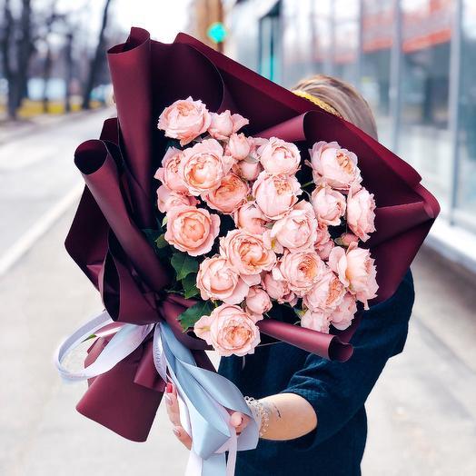 Букет 181: букеты цветов на заказ Flowwow