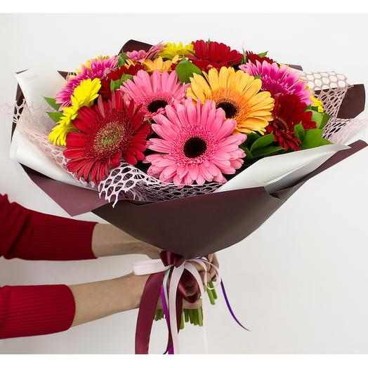 За пределами мечты: букеты цветов на заказ Flowwow