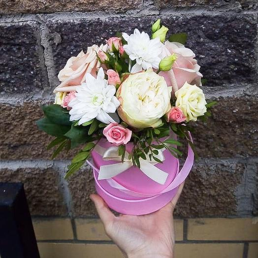 «Милая Мэри»: букеты цветов на заказ Flowwow