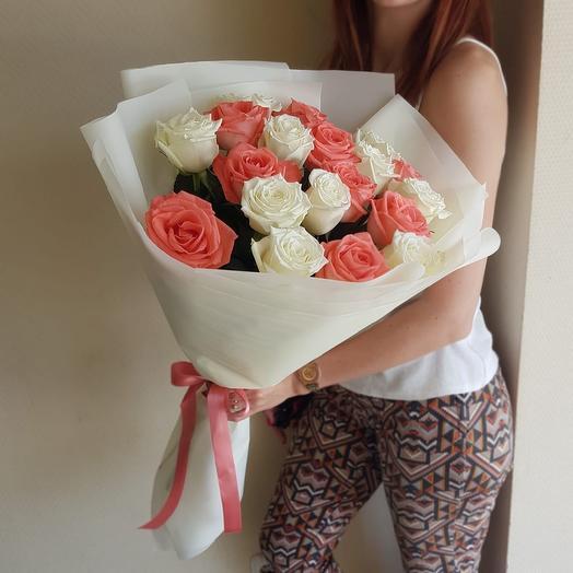 Корал: букеты цветов на заказ Flowwow