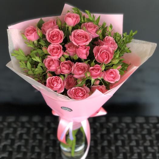 Нежность 💞: букеты цветов на заказ Flowwow