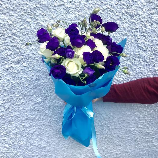 Букет цветов «Афродита»: букеты цветов на заказ Flowwow
