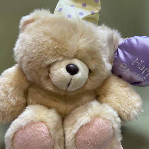 Медведь Hallmark: букеты цветов на заказ Flowwow
