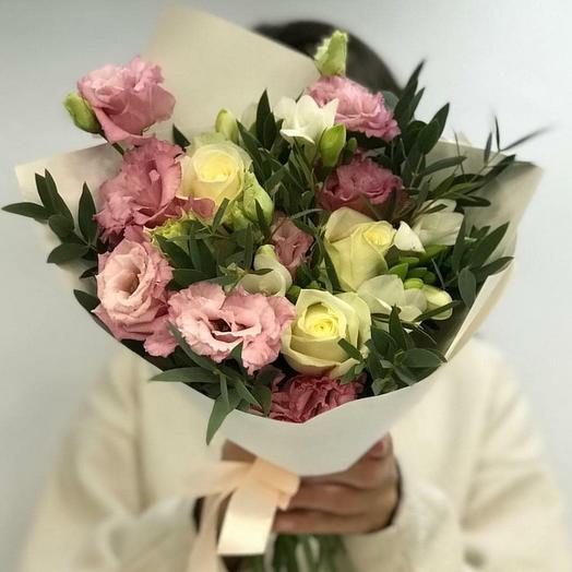 """Букет """"Увертюра"""": букеты цветов на заказ Flowwow"""