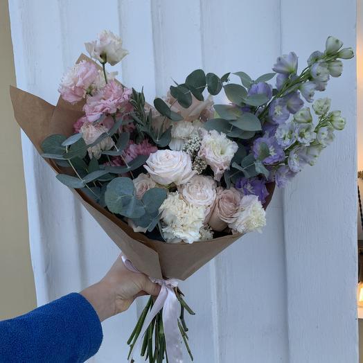 Букет Кружево: букеты цветов на заказ Flowwow