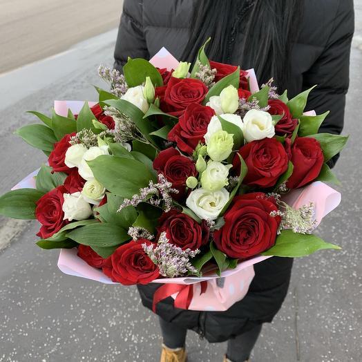 Авторский 1: букеты цветов на заказ Flowwow