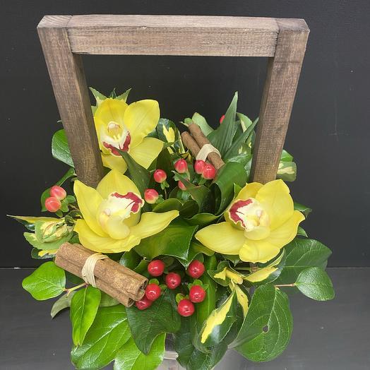 Прекрасное утро: букеты цветов на заказ Flowwow