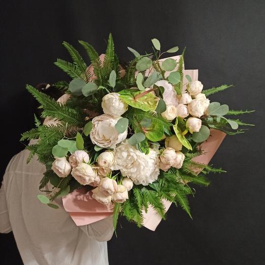 """Букет """"Афродита"""": букеты цветов на заказ Flowwow"""
