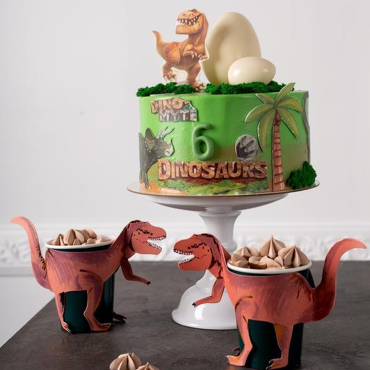 Торт DinoParty