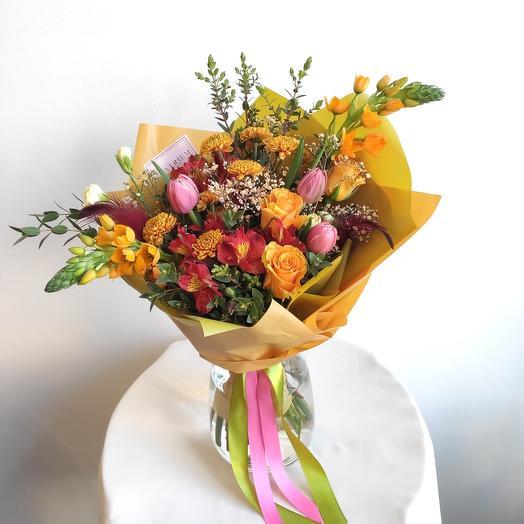 Эльзас: букеты цветов на заказ Flowwow