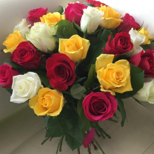 Микс кенийских роз 25