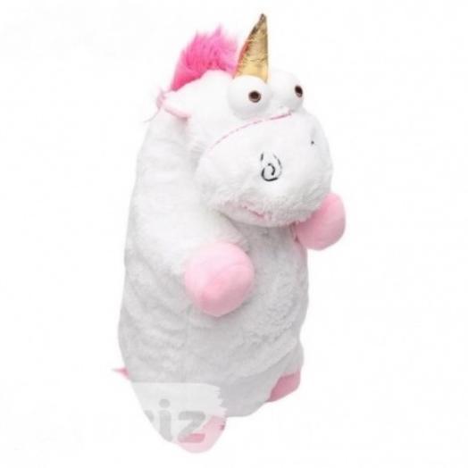 Мягкая игрушка «Единорог Флаффи» 40 см