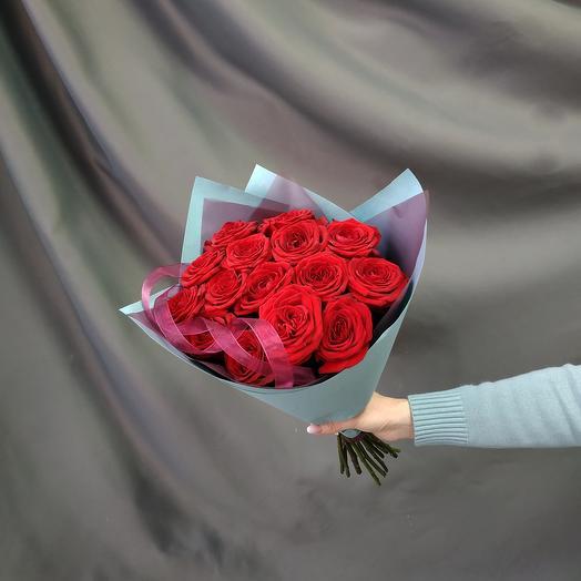 """Букет""""15 красных роз"""""""