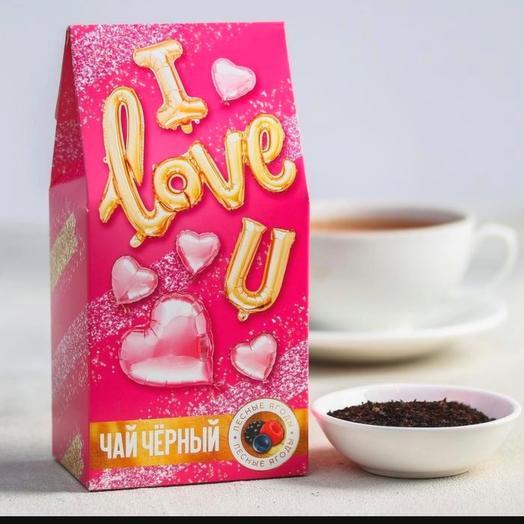 """Чай """"LOVE"""""""